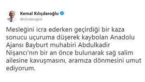 Kılıçdaroğlundan Abdulkadir Nişancı paylaşımı