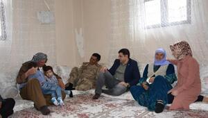 4 çocuğu, teröristler tarafından öldürülen kadına Anneler Günü ziyareti