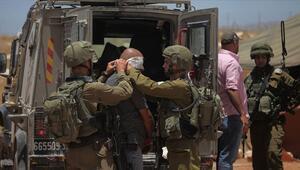 İsrailin mart ve nisan bilançosu: 905 gözaltı