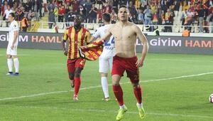 Malatyaspor, Erzurumsporu ateşe attı