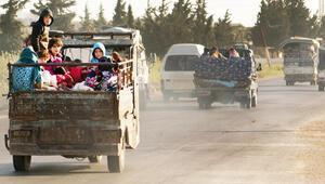 İdlib'in kuzeyine TSK konvoyu