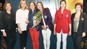 Kadın golfçüler yarıştı