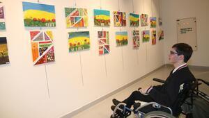 Farklı Renklerle Engelsiz Sanat