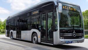 Mercedes-Benz eCitaro: Şarj olan otobüs hayatımıza giriyor