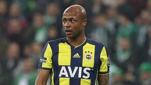 Fenerbahçede Andre Ayewe kötü haber