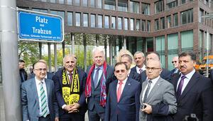 'Bize her yer Trabzon'