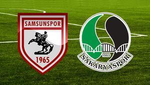 Samsunspor Sakaryaspor maçı ne zaman saat kaçta hangi kanalda