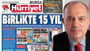 Bursa'nın beni çağırdığını duyduğumda...