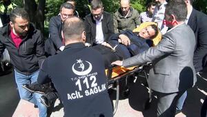 İstanbulda vale kavgası: Bir yaralı