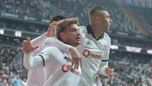 Beşiktaş 2-1 Aytemiz Alanyaspor