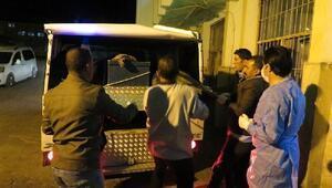 İran sınırında yine donarak ölen 9 erkeğin cesedi bulundu