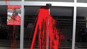 Boyalı protestoya 6 bin TL para cezası