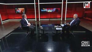 AK Parti İstanbul Büyükşehir Belediye Başkan Adayı Binali Yıldırım CNN TÜRKe konuk oldu