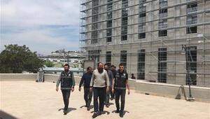 18 kaçak göçmen kontrolde yakalandı