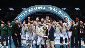 Merkezefendi Belediyesi Denizli Basket, TB2Lde şampiyon oldu