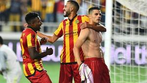 Yeni Malatyasporlu Aleksicten gol rekoru