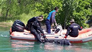 1 haftadır kayıp Abdulkadirin, baraj gölünde cesedi bulundu