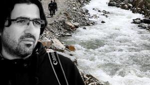 Kayıp gazeteciyi arama çalışmaları sürüyor