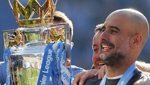 Premier Ligde yılın menajeri Guardiola