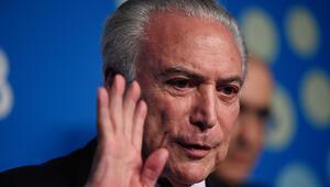 Eski Brezilya Devlet Başkanı Temer tekrar serbest kaldı