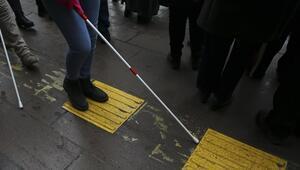 Erişebilirlik için EGO ve engelliler metroya inecek