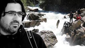 Kayıp AA muhabirini arama çalışmalarında Türkiyede bir ilk uygulanacak