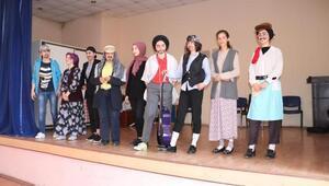 Midyatta öğrencilere tiyatro eğitimi