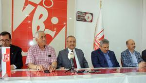 Balıkesirspor Baltok'ta istifa depremi