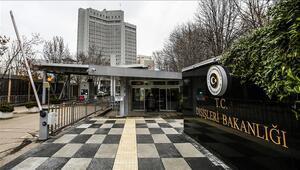 Yunanistanın skandal kararına Türkiyeden sert tepki