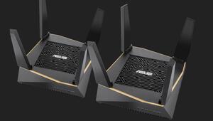 ASUStan dünyanın ilk ağ WiFi sistemi