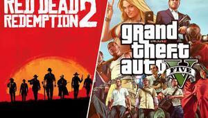 GTA 5 ve Red Dead Redemption 2 ne kadar sattı