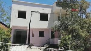 Orduda heyelan; 3 ev çöktü, mahalleli evlerini boşaltıyor