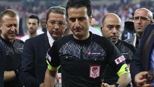 Suat Arslanboğa: Lig biteli bir ay oldu, maç yönetmeyi özlüyorsunuz