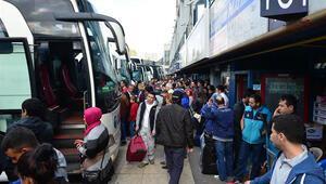 Ramazan Bayramı öncesi önemli gelişme Otobüs firmalarına izin çıktı…