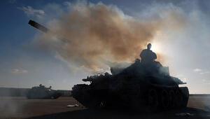 Hafterden Trablus saldırısında manevra değişikliği