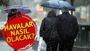 Yurt geneli hava durumu raporu