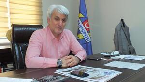 Eyüpsporda başkan Ali Recep Kızıltepe görevi bıraktı