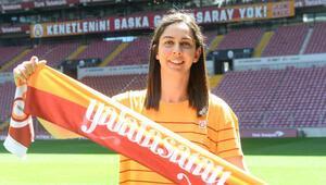 Güldeniz Önal yeniden Galatasarayda
