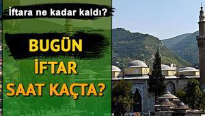İstanbul Ankara ve il il iftar saatleri İftar için ezan saat kaçta okunacak