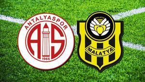 Antalyaspor - Yeni Malatyaspor