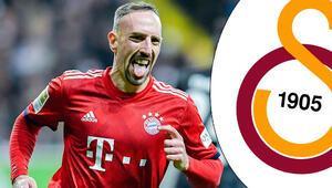 Ülkesinde açıkladılar Ribery 14 yıl sonra Galatasaraya...