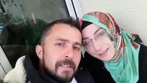 Akrabalarına gitmesini istemediği eşini bıçaklayarak öldürdü
