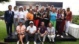 Kemer Country Golf Clubdaki Porto Montenegro Golf Turnuvasında kazananlar belli oldu