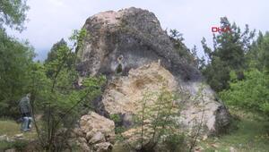 2 bin yıllık tarih defineciler tarafından yok edildi