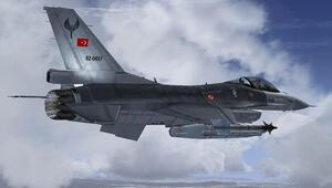 Irakın kuzeyine hava harekâtı... PKK sığınakları vuruldu