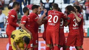 Antalyaspor 3-0 Evkur Yeni Malatyaspor