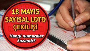Sayısal Lotoda dev ikramiye 18 Mayıs Milli Piyango Sayısal Loto ikramiye sorgulama