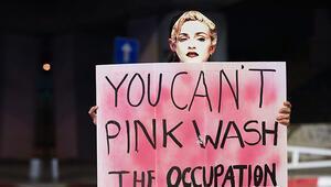 Eurovision sırasında Netanyahu ve İsraile protesto