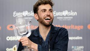 64. Eurovision Şarkı Yarışmasının galibi Hollanda oldu