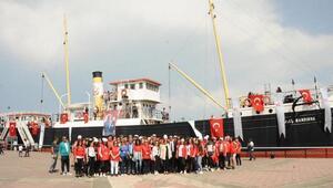Balçovalı 150 genç Samsunda